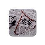 Crossword Genius Drink Coaster (Square)