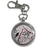 Crossword Genius Key Chain Watch
