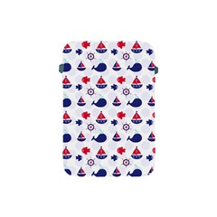 Nautical Sea Pattern Apple Ipad Mini Protective Sleeve by StuffOrSomething