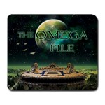 The Omega File Large Mouse Pad