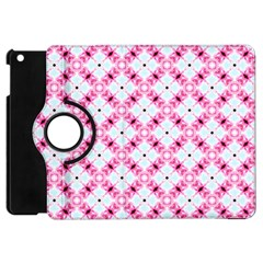 Cute Pretty Elegant Pattern Apple Ipad Mini Flip 360 Case by creativemom
