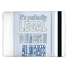Picture7 Samsung Galaxy Tab Pro 12 2  Flip Case by AmIFree2Go