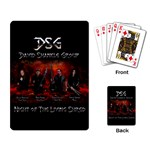David Shankle Group Playing Cards 2