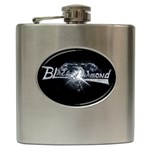 Black Diamond Hip Flask (6 oz)