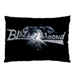 Black Diamond Pillow Case (Two Sides)