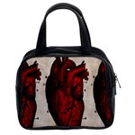 Human Heart Classic Handbag (Two Sides)