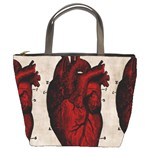Human Heart Bucket Bag