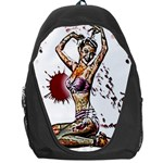 Zombie Pin Up Backpack Bag