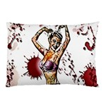 Zombie Pin Up Pillow Case