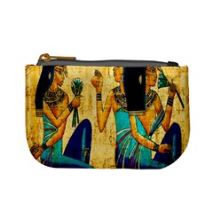 Egyptian Queens Coin Change Purse by TheWowFactor