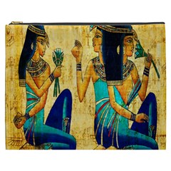 Egyptian Queens Cosmetic Bag (xxxl) by TheWowFactor