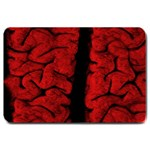 The Vintage Brain Large Doormat