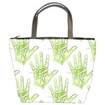 Palmistry Bucket Bag