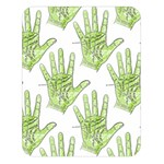 Palmistry Double Sided Flano Blanket (Large)