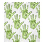 Palmistry Shower Curtain 66  x 72  (Large)