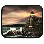 Kerry s Lighthouse - Ave Hurley - Netbook Case (XXL)