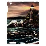 Kerry s Lighthouse -  Ave Hurley   - Apple iPad 3/4 Hardshell Case