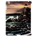Kerry s Lighthouse -  Ave Hurley   - Apple iPad 3/4 Hardshell Case (Compatible with Smart Cover)