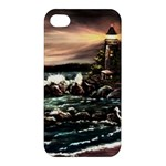 Kerry s Lighthouse -  Ave Hurley   - Apple iPhone 4/4S Premium Hardshell Case