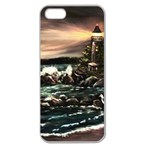 Kerry s Lighthouse -  Ave Hurley   - Apple Seamless iPhone 5 Case (Clear)