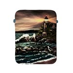 Kerry s Lighthouse -  Ave Hurley   - Apple iPad 2/3/4 Protective Soft Case