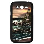 Kerry s Lighthouse -  Ave Hurley   - Samsung Galaxy Grand DUOS I9082 Case (Black)