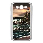 Kerry s Lighthouse -  Ave Hurley   - Samsung Galaxy Grand DUOS I9082 Case (White)
