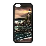 Kerry s Lighthouse -  Ave Hurley   - Apple iPhone 5C Seamless Case (Black)