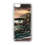 Kerry s Lighthouse -  Ave Hurley   - Apple iPhone 5C Seamless Case (White)