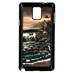 Kerry s Lighthouse -  Ave Hurley   - Samsung Galaxy Note 4 Case (Black)