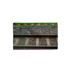 Railway Track Train Cosmetic Bag (xs) by yoursparklingshop