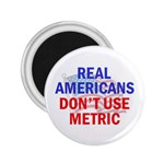 Don t use metric magnet