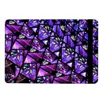 Blue purple Glass Samsung Galaxy Tab Pro 10.1  Flip Case