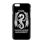 VQM Apple iPhone 6 Black Enamel Case
