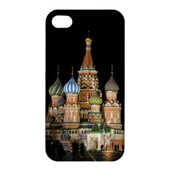 Saint Basil s Cathedral  Apple Iphone 4/4s Hardshell Case