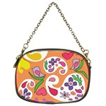 Pasley Print Chain Purse (Two Sides)