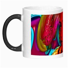 Mardi Gras Morph Mug by icarusismartdesigns