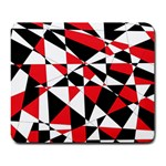Shattered Life Tricolor Large Mouse Pad (Rectangle)