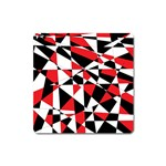 Shattered Life Tricolor Magnet (Square)