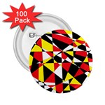 Shattered Life With Rays Of Hope 2.25  Button (100 pack)