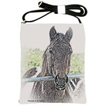 Color Horse Shoulder Sling Bag