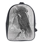 Pencil Horse 2 School Bag (XL)
