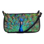 Peacock 1 Shoulder Clutch Bag