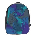Posteredge In Water School Bag (Large)