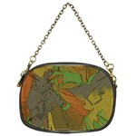 Posteredge Green Chain Purse (One Side)