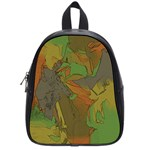 Posteredge Green School Bag (Small)