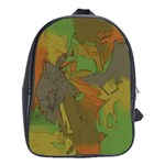 Posteredge Green School Bag (XL)