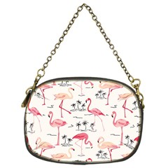 Flamingo Pattern Chain Purses (one Side)  by Contest580383