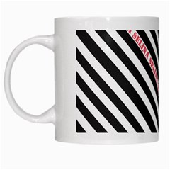 Selina Zebra White Mugs by Contest580383