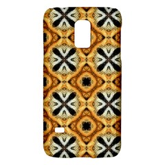 Faux Animal Print Pattern Galaxy S5 Mini by creativemom